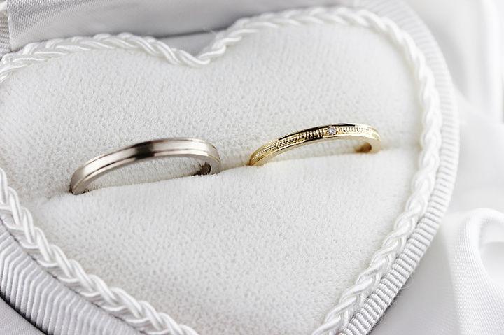 カスタマイズ可能なマリッジリング les desseins de DIEU Marriage Ring