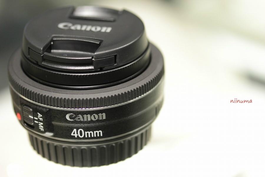 手軽に撮れる canonパンケーキレンズ EF40mm f2.8