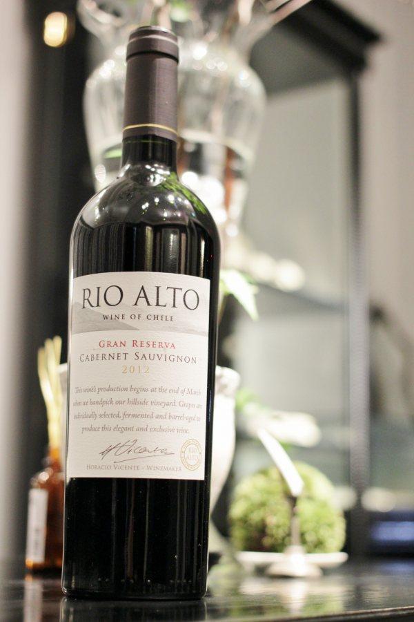リオ アルト チリ赤ワイン
