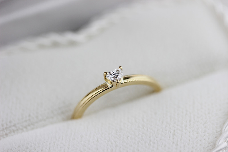 Y&A様 engagement ring (2)