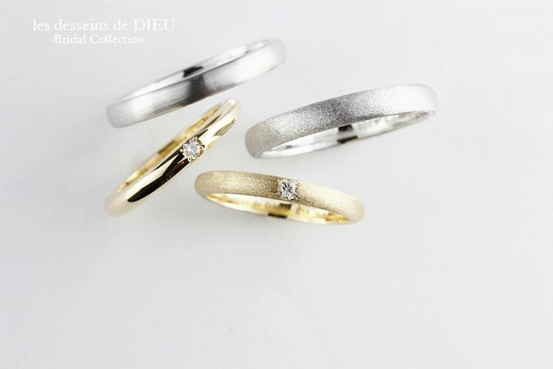 """les desseins de DIEU Bridal Fair  ~""""pour toujours"""" series~ 永遠の愛を形に"""