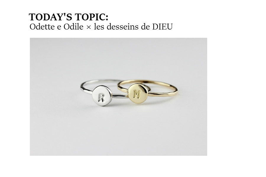 Today's Topic:    Odette e Odile ×les desseins de DIEU