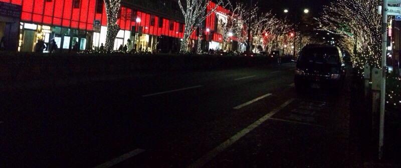 クリスマスプレゼント選びはキラキラな表参道で☆