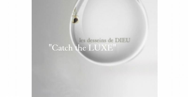 """""""CATCH THE LUXE"""" キャッチ・ザ・リュクス  ~2015年FW新作のピアス・コレクションを8/5(水)にリリース!!~"""