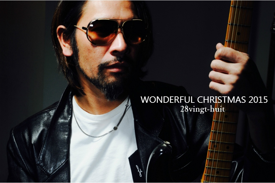 Wonderful Christmas 2015   ★クリスマスコレクション2015 第二弾はメンズコレクション★