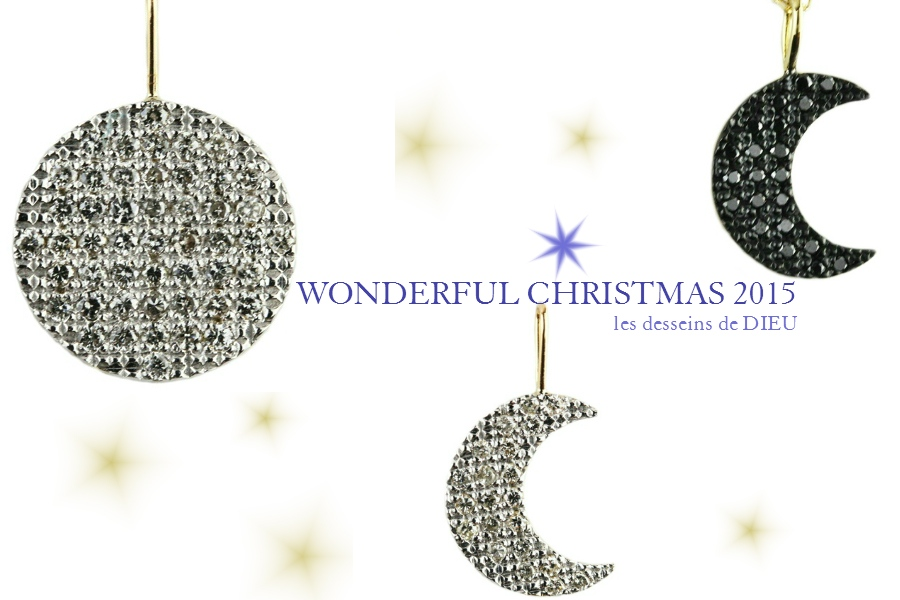 Wonderful Christmas 2015   ★クリスマスコレクション2015 第三弾は神秘的なムーン・モチーフ★