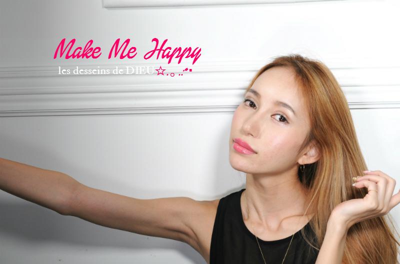Make Me Happy  ~願掛けジュエリー 第2弾~