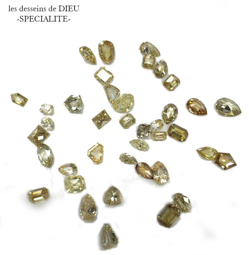 Coming Soon!!   期間限定コレクション:  My Special Perfect One  -les desseins de DIEU SPECIALITE-