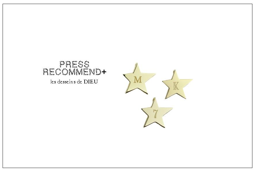 PRESS RECOMMEND+ Volume 16.   より一層パーソナル感が楽しめるイニシャル刻印入りペンダントトップ