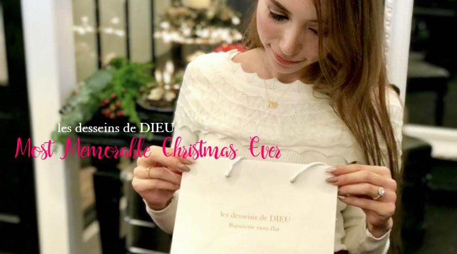 ギリギリのクリスマスプレゼント探し les desseins de DIEU/28vingt-huit