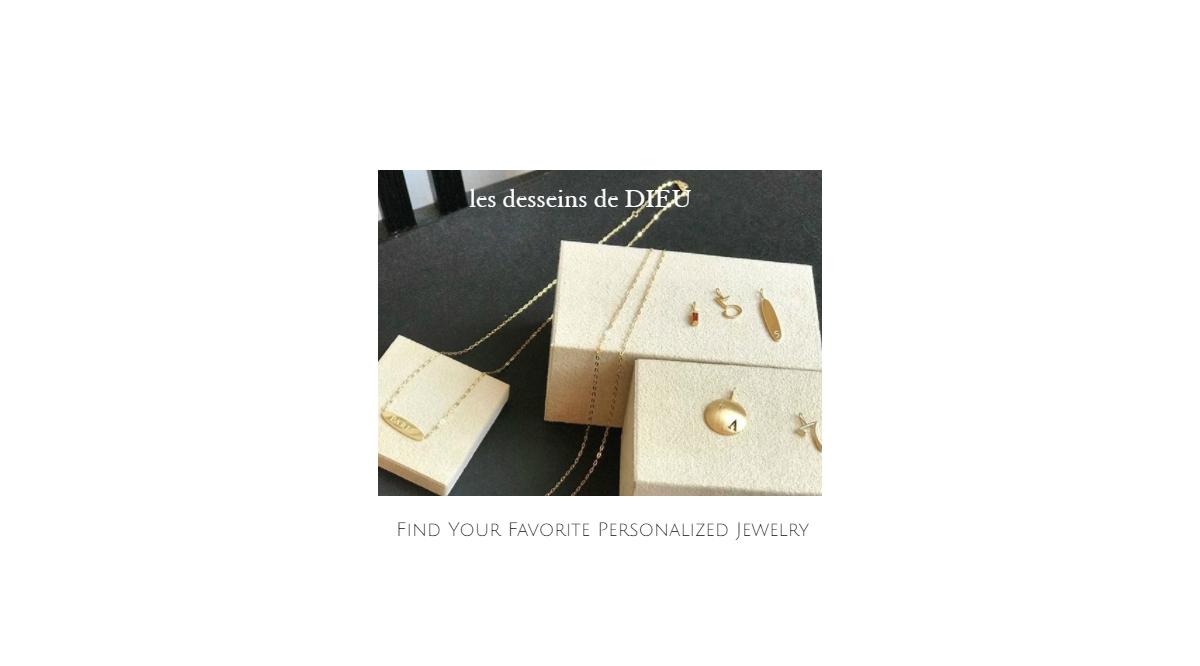 自分らしい魅力を高める アファーメーションをジュエリーに刻印 Engrave your daily positive affirmations on your favorite personalized necklace