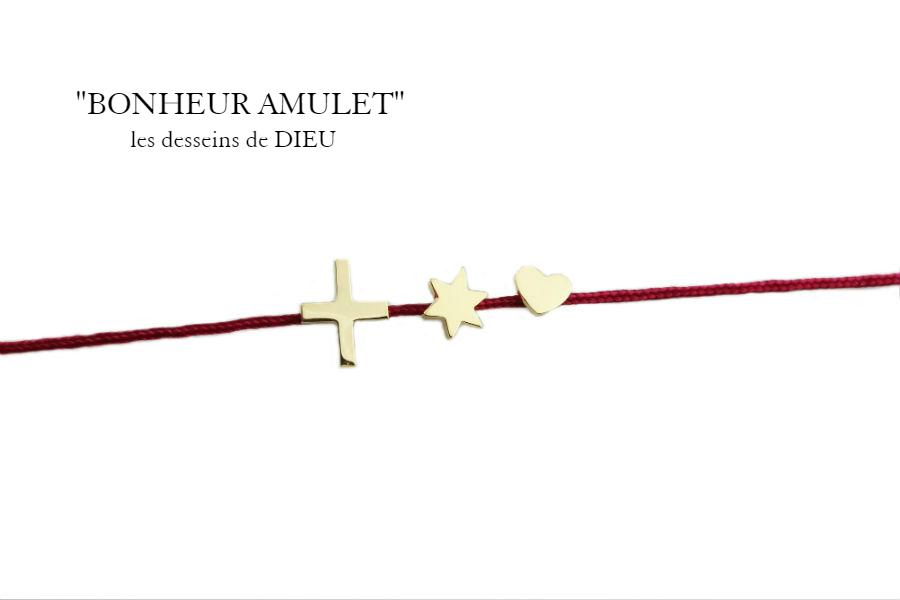 クリスマスタイムを仲良くHAPPYに過ごすためのジュエリー『BONHEUR AMULET(ボヌール・アミュレット)』シリーズ