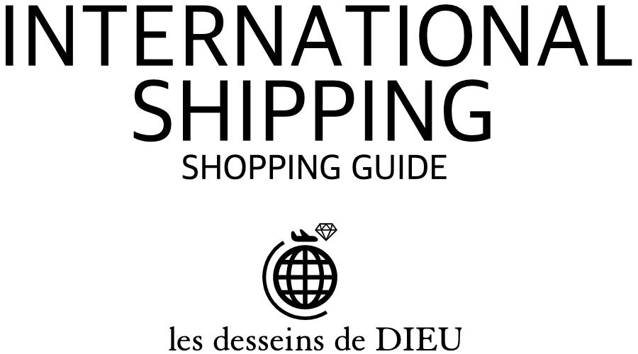 FOR INTERNATIONAL SHIPPING SHOPPING GUIDE made in japan Jewelry